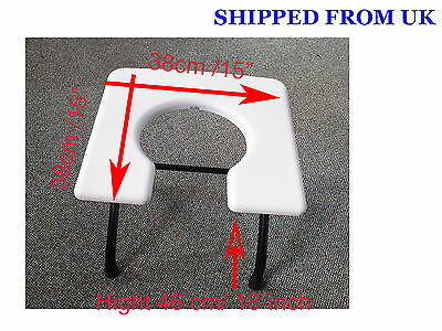 Commode stool toilet folding chair disability Potty Training seat Traveling,HOME
