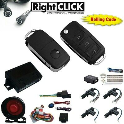 Car Alarm & Immobiliser +Ultrasonic +4D Central Lock AL669W-PUC4D