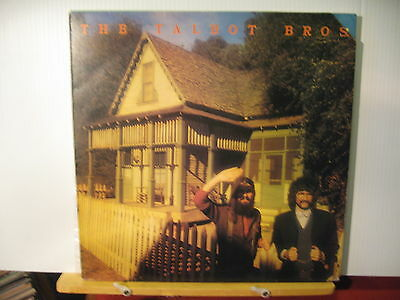The Talbot Brothers - Self Titled - Vinyl lp -Free UK Post