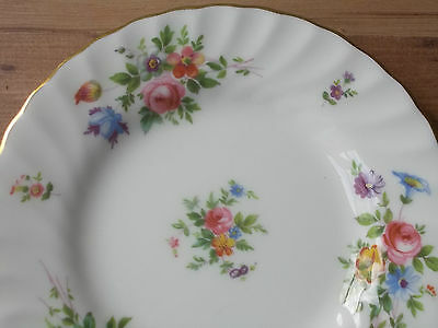 Vintage 1950s/1960s British Minton Bone China Tea/Cake/Side Plate - Marlow - VGC