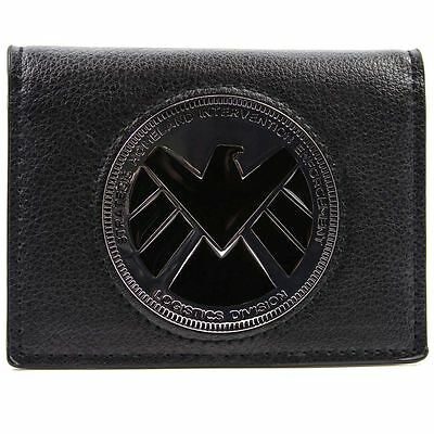New Official Awesome Avengers Agents Of Shield Badge Card Holder *brand New*