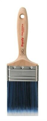 "Purdy 144234730 3"" Extra-Stiff Nylon Pro-Extra Monarch Paint Brush,No 144234730"