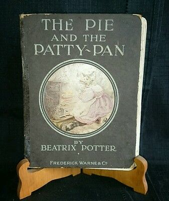 1905 FIRST EDITION The Pie and the Patty Pan - Beatrix Potter