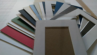 ACEO Trade Art Retail Mounting Kits Quality Mount Backing + Cello Self Seal Bag