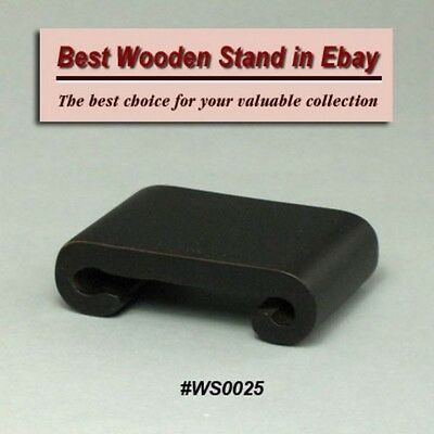 Hard Wood Stand For Netsuke & Carving Display (WS0025)