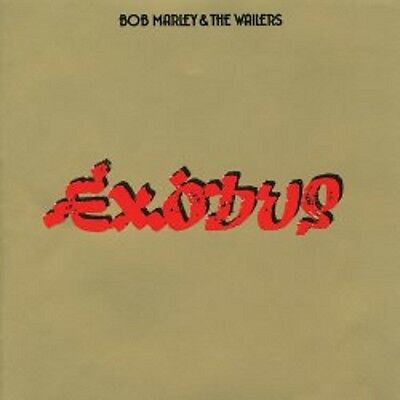 Bob Marley and the Wailers - Exodus - New 180g Vinyl LP + MP3