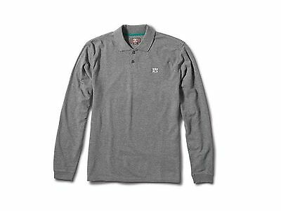 fourstar Pirate LS Polo Shirt Large