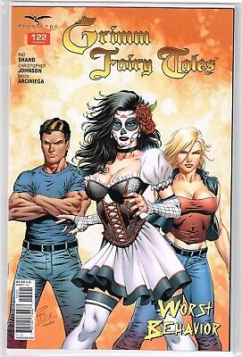 GFT GRIMM FAIRY TALES #121 Cover A Zenescope NM Comic Vault 35