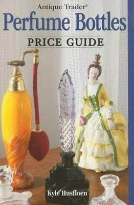 Antique Trader  Perfume Bottles Price Guide Like New & Free Shipping