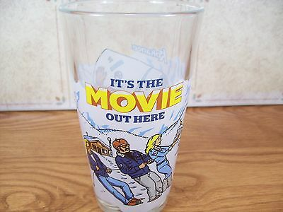 Collectible It's The Movie Out Here - Kokanee Beer Glass Sasquatch - Fridge