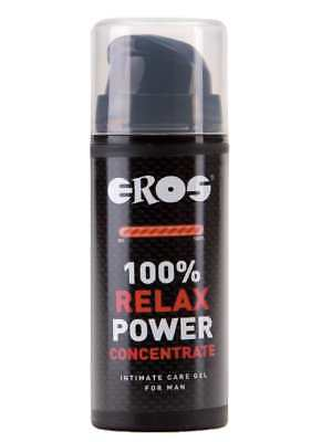 Eros Relax 100% Power Concentrate Man 30ml GAY Free Delivery!