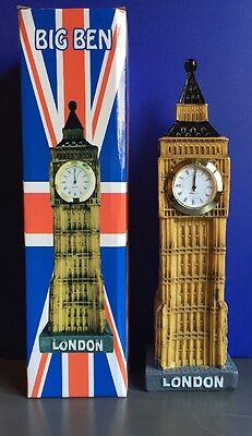 London West minister Big Ben Tower Clock British Souvenir Gift
