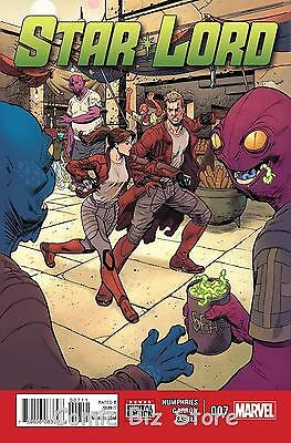 Star-Lord #7 (2016) 1St Printing Bagged & Boarded