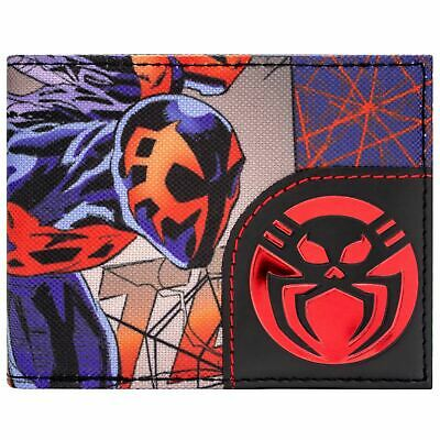Awesome Spider-Man 2099 Character & Logo Bi-Fold Wallet