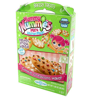 Yummy Nummies Bakery Treats - Cookie Creations Maker - New - Same Day Shipping