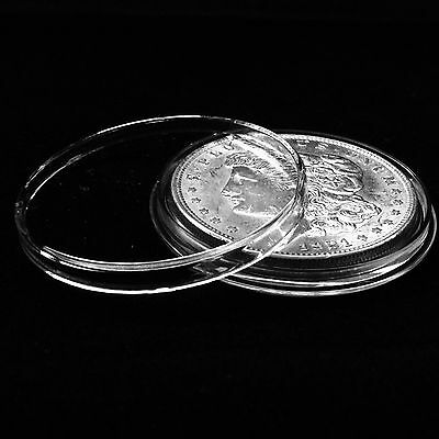 10 Air-Tite H-38 Coin Holder Capsules for Silver Dollars Morgan Peace Ike