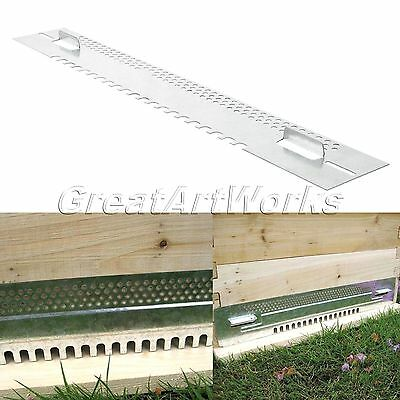 Bee Hive Sliding Mouse Guards Travel Gates Beekeeper Beekeeping Equipment Tool