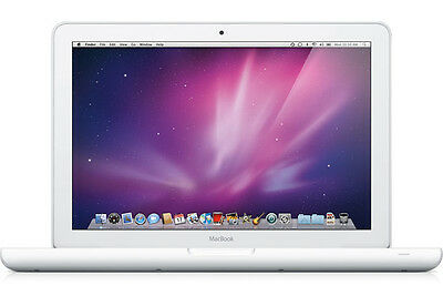 """Apple MacBook A1342 13"""" Core2Duo 2.4GHz 2GB 320GB MS OFFICE"""