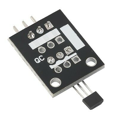 Hot Analog Hall Effect Magnetic Sensor Module 49E for Arduino AVR PIC QT