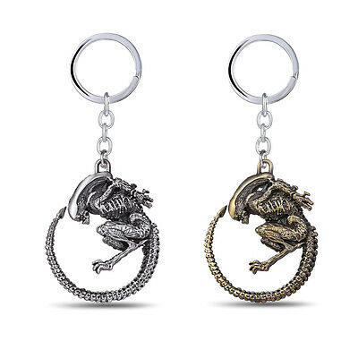 Prometheus Xenomorph Alien Movie Keychain - UK Seller