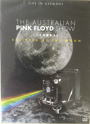 """The Australian Pink Floyd Show """"eclipsed By The Moon' Double Dvd Neuf !"""