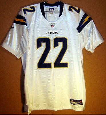 San Diego Chargers Jacob Hester Authentic White Nfl Jersey