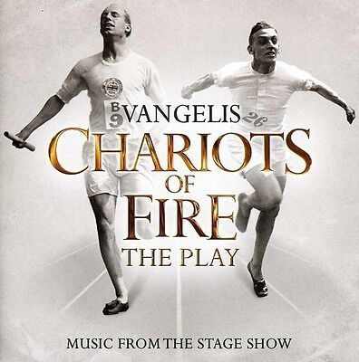 Chariots Of Fire-Music From The Stage Show - Vangelis (2012, CD NUEVO)