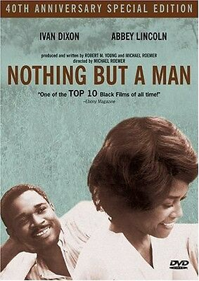 Nothing But a Man [40th Anniversary Special Edition] (2007, DVD NUEVO (REGION 1)