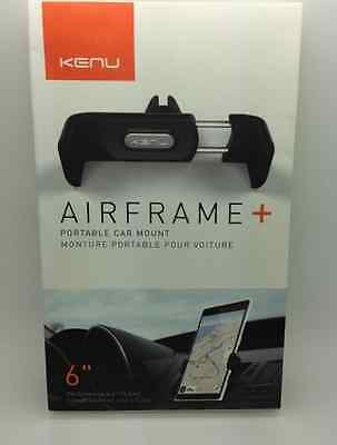 Kenu AIRFRAME + Portable Car Vent Mount Phone Holder Travel Stand SmartPhone