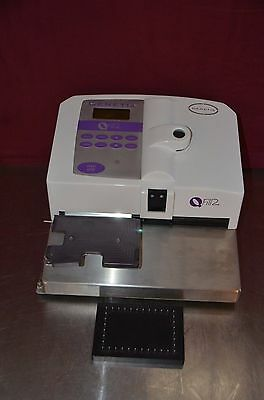 Genetix Q Fill 2 Digital Microplate Dispenser with Block