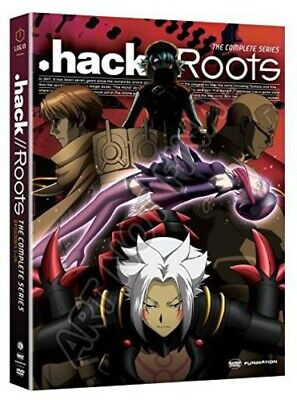 Hack//Roots: Complete Box Set (2015, DVD NUEVO)4 DISC SET (REGION 1)