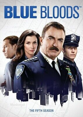 Blue Bloods: The Fifth Season (2015, DVD NUEVO)6 DISC SET (REGION 1)