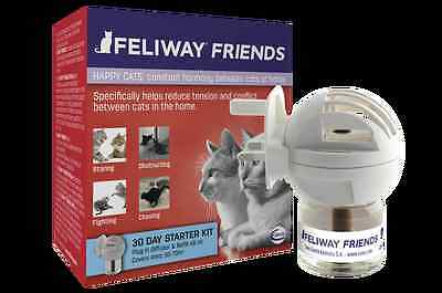 FELIWAY Friends Diffuser Starter Pack, Premium Service, Fast Dispatch