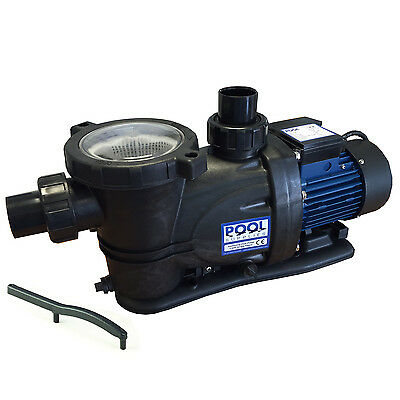 1.0HP Single Phase Swimming Pool Filtration Pump
