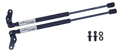 2 Rear Hatch Trunk Lift Supports Struts Shocks Arms Gts & Gt W/ Wiper & Spoiler