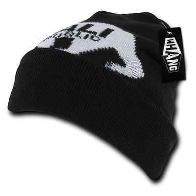9e3450fa16b40a 1 Dozen WHANG California Republic Cali Bear Monster Cuff Beanies Hats  Wholesale