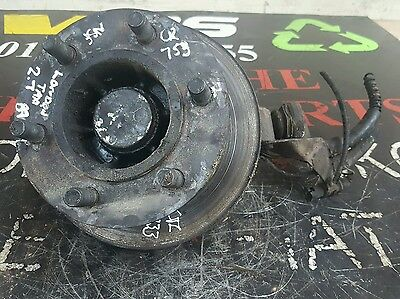 89 97 Carbodies London Taxi Fairway 6 Stud Nsf Wheel Hub Front #307 Ref Cr733