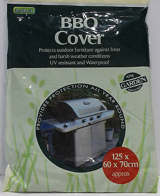 Trolley BBQ Cover Outdoor Waterproof Barbecue Covers Garden Patio
