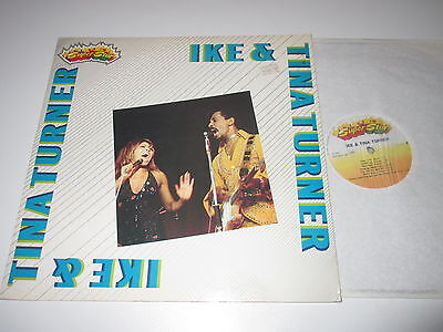 LP/IKE & TINA TURNER/SUPER STAR/SU-1035 FOC + Booklet FOC italy