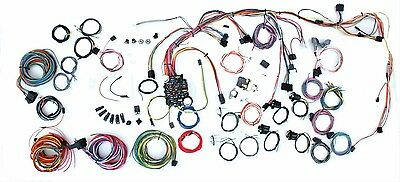 1969 Camaro American Autowire Classic Update Complete Wiring Harness kit 500686