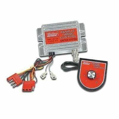 Mallory 631 Adjustable Electronic Remote 3 Stage Ignition Timing Controls