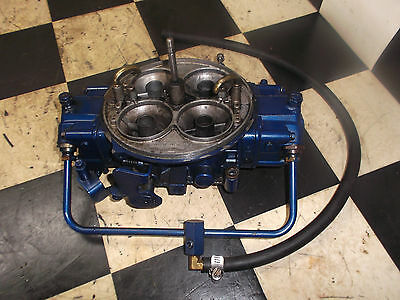 525sc carberator 454 1050 dominator double pumper carb mercruiser carburetor