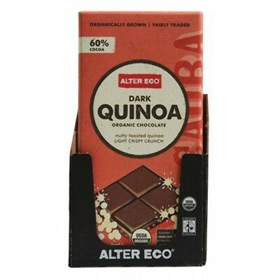 Chocolate (Organic) Dark Quinoa 80G Alter Eco