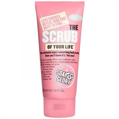 Soap And Glory The Scrub Of Your Life Body Buffer 200ml