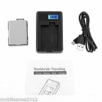 Top Quality Camera Battery charger for Canon LP-E5 EOS 450D 500D 1000D KISS F X2