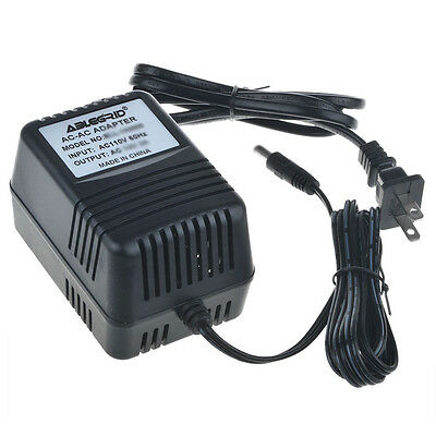 AC-AC Adapter Charger for DigiTech Whammy Guitar 4V Effect Pedal Power Supply