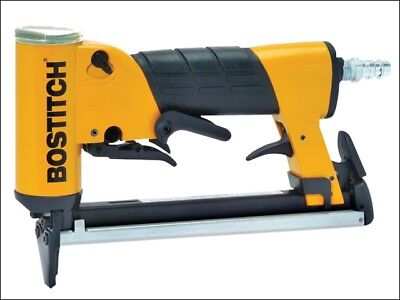 Bostitch BOS21684BE 21684B-E Pneumatic Wide Crown Stapler 84 Series