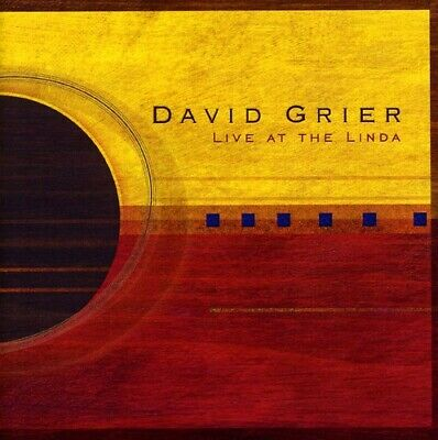 Live At The Linda - David Grier (2009, CD NUEVO)
