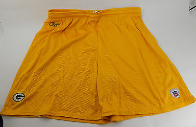 Green Bay Packers Practice Worn Shorts