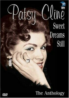 Patsy Cline: Sweet Dreams Still - The Anthology (2005, DVD NUEVO) (REGION 1)